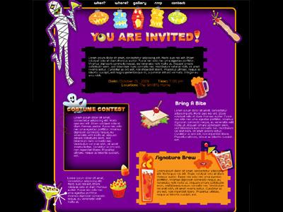 Tiki Terror Turnkey Websites Turnkey Web Sites Templates